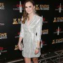 Madeline Carroll – 6th Annual KLOVE Fan Awards in Nashville - 454 x 694