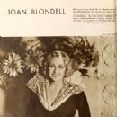 Joan Blondell - Picture Play Magazine Pictorial [United States] (June 1935) - 454 x 640