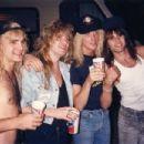 Joey Allen, Rick Savage, Jani Lane, Erik Turner - 454 x 303