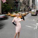 Caroline Trentini - South Coast Plaza Photoshoot