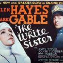 The White Sister (1933) poster