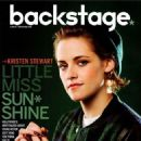 Kristen Stewart: November 2012 issue of Backstage magazine