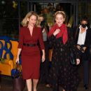 Amber Heard – Leaving the Ham Yard Hotel to go to the High Court in London
