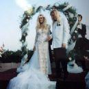 Bobbie Brown and Jani Lane's Wedding - 454 x 553
