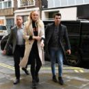 Sophie Turner and Joe Jonas – Out in London