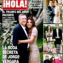 Jorge Vergara (businessman) and Rossana Lerdo de Tejada - 454 x 624