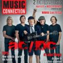 AC/DC - Music Connection Magazine Cover [United States] (January 2021)