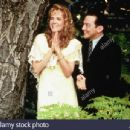Lea Thompson and Rob Schneider