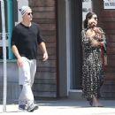 Sandra Bullock in Long Dress – Out in LA - 454 x 429