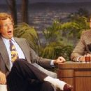 David Letterman On The Tonight Show - 454 x 305