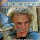 Heath Ledger - Boxoffice Magazine [United States] (May 2001)