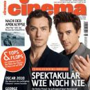 Robert Downey Jr., Jude Law - Cinema Magazine Cover [Germany] (February 2010)