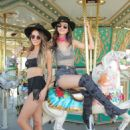Victoria Justice and Madison Reed - #REVOLVEfestival Day 1 - 454 x 570