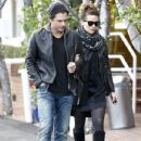 Kate Beckinsale: shopping at Maxfield and Fred Segal in Los Angeles