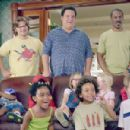 (Top - L to R) Marvin (Steve Zahn), Phil (Jeff Garlin) and Charlie (Eddie Murphy) run a day care facility