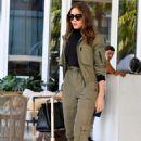 Olivia Culpo – Leaves her hotel in Miami Beach