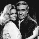 Lynda Day George and Mel Ferrer