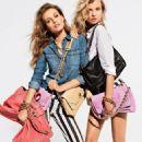 Anna Selezneva, Edita Vilkeviciute & Magdalena Frackowiak for Juicy Couture Spring 2013