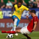 Austria vs. Brazil - International Friendly