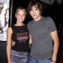 Ashley Scott and Ashton Kutcher - 410 x 612