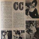 Claudia Cardinale - Nõk Lapja Magazine Pictorial [Hungary] (14 December 1968) - 454 x 550