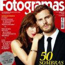 Dakota Johnson, Jamie Dornan - Fotogramas Magazine Cover [Spain] (February 2015)