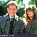 George Segal and Kirstie Alley