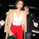 Nina Dobrev – In Town Doing Publicity For xXx: Return of Xander Cage in NYC 1/18/ 2017