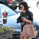 Vanessa Hudgens – Leggy out in West Hollywood