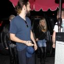 Heidi Klum – leaves the Troubadour in West Hollywood - 454 x 681
