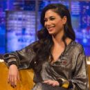 Nicole Scherzinger – The Jonathan Ross Show in London - 454 x 683