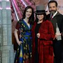 Rachel Brosnahan – Lights the Empire State Building in NYC