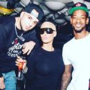 Amber Rose and Terrence Ross - 454 x 454
