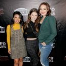Anna Kendrick – 'The Unauthorized Parody Of Stranger Things' at Rockwell Table and Stage in LA - 454 x 643