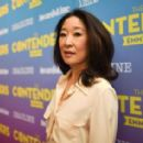Sandra Oh – The Contenders Emmys Presented by Deadline Hollywood in LA - 454 x 283