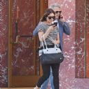 Katherine McPhee – Shopping in Beverly Hills