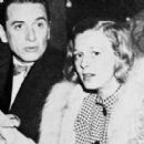 Leland Hayward and Margaret Sullavan