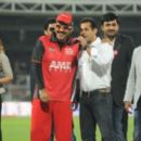Salman Khan at Celebrity Cricket League opening