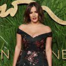 Caroline Flack –2017 Fashion Awards in London - 454 x 636