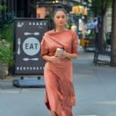 Shay Mitchell – Out in New York City