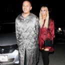 Ashlee Simpson and Evan Ross at Weedmaps Museum of Weed in Hollywood - 454 x 681
