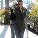 Ashlee Simpson and Evan Ross out in Beverly Hills - 454 x 682