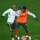 Real Madrid Training Session Summer 2015