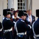 King Felipe & Queen Letizia Visits the Netherlands (October 15, 2014)