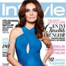 Songül Öden Covers InStyle Türkiye Magazine May 2012