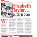 Elizabeth Taylor - Yours Retro Magazine Pictorial [United Kingdom] (8 December 2016) - 454 x 642