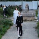 Gigi Hadid – Chanel Haute Couture Runway Show in Paris