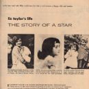 Elizabeth Taylor - Movie Pix Magazine Pictorial [United States] (June 1954) - 454 x 626