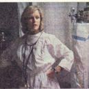 Beata Tyszkiewicz - Film Magazine Pictorial [Poland] (6 October 1985) - 454 x 392
