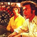 Clint Eastwood and Jessica Walter